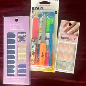 Nail care/beauty kit